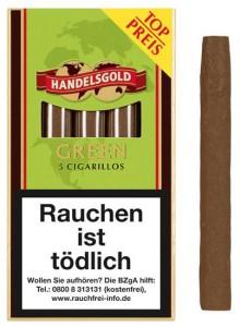 Handelsgold Cigarillos Green