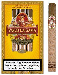Vasco da Gama Capa de Oro / 5er Packung