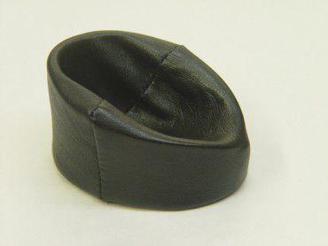 Pfeifenständer aus Leder für 1 Pfeife