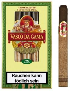 Vasco da Gama Brasil / 5er Packung