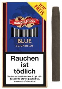 Handelsgold Cigarillos Blue