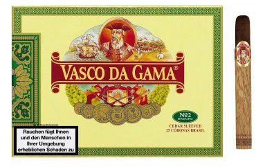 Vasco da Gama Brasil / 25er Kiste