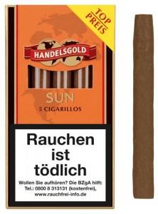 Handelsgold Cigarillos Sun