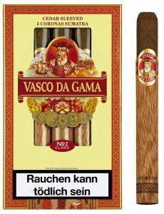Vasco da Gama Sumatra / 5er Packung
