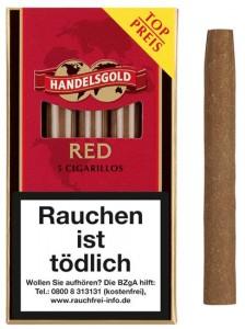 Handelsgold Cigarillos Red