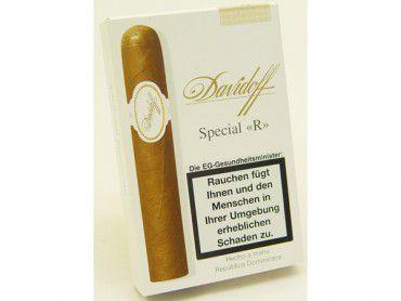 Davidoff Special R / 4er Packung