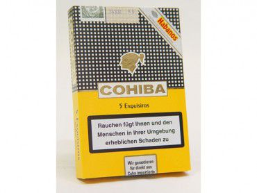 Cohiba Exquisitos / 5er Packung