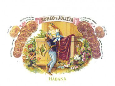 Romeo Y Julieta No.2 A/T / 5er Packung