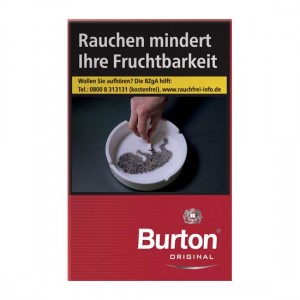 Burton Original L Zigaretten