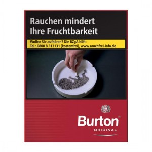 Burton Original XL Zigaretten