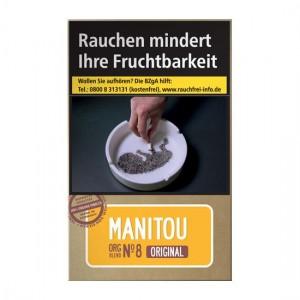 Manitou Org Blend No.8 Zigaretten