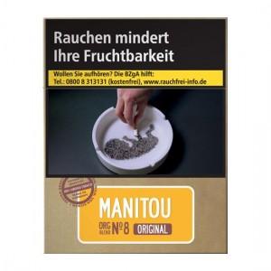 Manitou Organic Gold Big Zigaretten