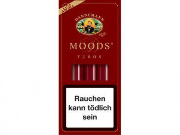 Dannemann Moods Tubos / 4er Packung