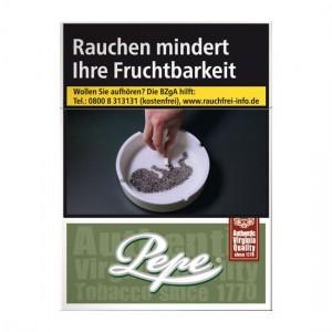 Pepe Rich Green Maxi Zigaretten