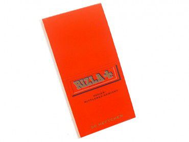 Rizla Orange Zigarettenpapier 50x50