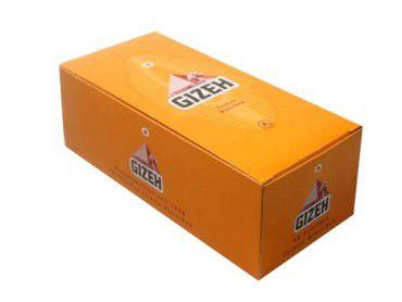 Gizeh gelb Zigarettenpapier 50x50