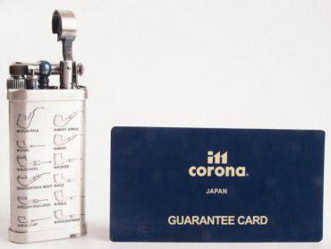 IM Corona Pfeifenfeuerzeug Old Boy Pipe Design