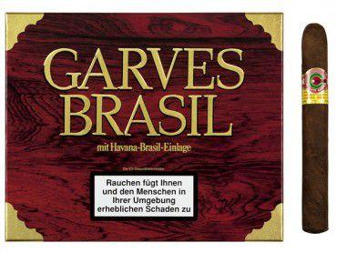 Garves Brasil Coronas Mahagoni / 25er Kiste