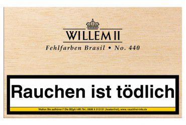 Willem II Fehlfarben No.440 Brasil / 50er Kiste