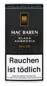 Mac Baren Black Ambrosia / 50g Beutel