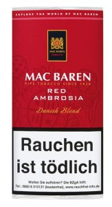 Mac Baren Red Ambrosia / 50g Beutel