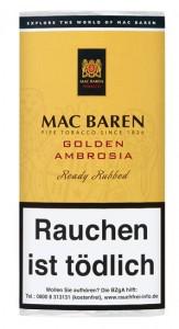 Mac Baren Golden Ambrosia / 50g Beutel