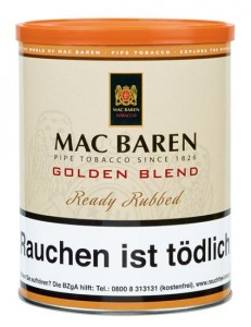 Mac Baren Golden Blend / 250g Dose
