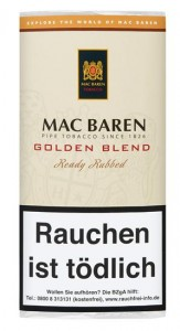 Mac Baren Golden Blend / 50g Beutel