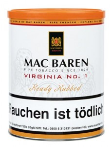 Mac Baren Virginia No.1 / 250g Dose