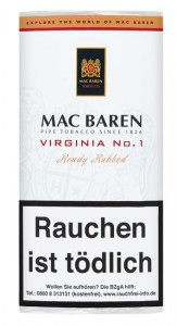 Mac Baren Virginia No.1 / 50g Beutel