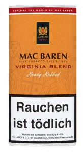 Mac Baren Virginia Blend / 50g Beutel