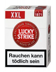 Lucky Strike Red XXL Zigaretten