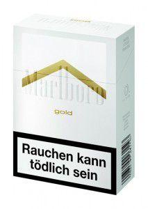 Marlboro Gold XXL Box Zigaretten