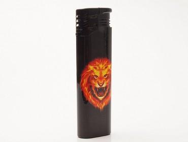 Einwegfeuerzeug Atomic Fire Lion