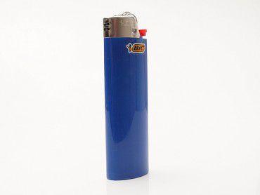 Einwegfeuerzeug Bic Maxi dunkelblau