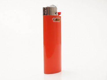 Einwegfeuerzeug Bic Maxi orange
