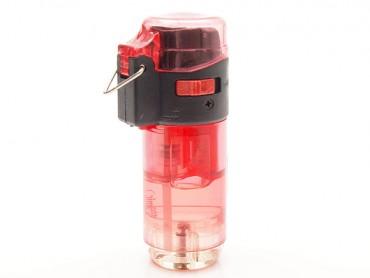 Atomic Feuerzeug Jet Barrel rot