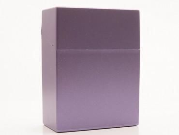 Zigarettenbox Big Box Metallic flieder