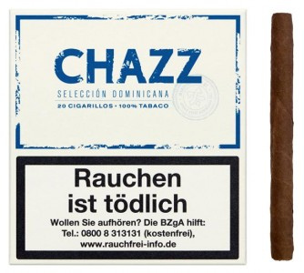 Chazz Cigarillos / 20er Packung
