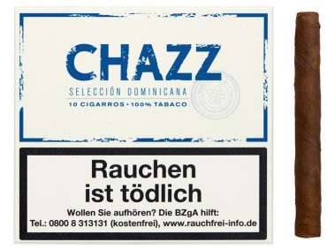 Chazz Cigarros / 10er Packung