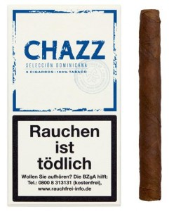 Chazz Cigarros / 5er Packung