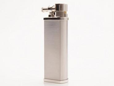 Pearl Pfeifenfeuerzeug Bolbo chrom satin