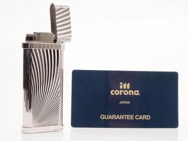 IM Corona Pfeifenfeuerzeug New Boy Diamantschliff Wellen