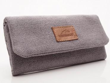 Mestango Feinschnittbeutel Polyester grau
