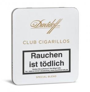 Davidoff Club Cigarillos / 10er Packung