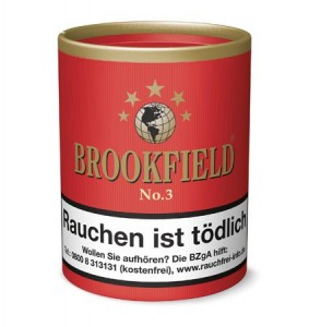 Brookfield No.3 / 200g Dose