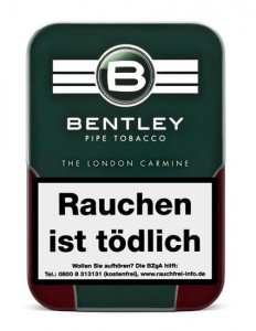 Bentley The London Carmine / 100g Dose