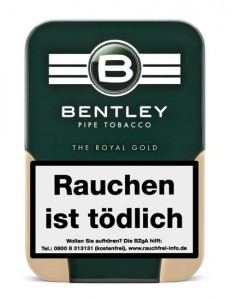 Bentley The Royal Gold / 100g Dose