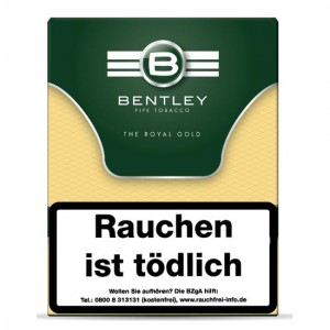 Bentley The Royal Gold / 50g Pouch
