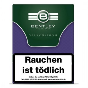 Bentley The Planters Purpure / 50g Pouch